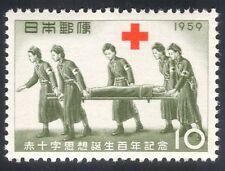 Japan 1959 Red Cross/Medical/Health 1v (n23460)