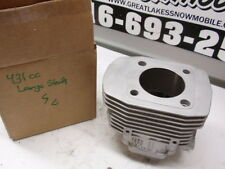 Arctic Cat 431cc Fan-Cooled Snowmobile Engine NEW Reman. Cylinder Z 440 Jag 884A