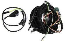 67 Mustang Tail Light Wiring Harness, w/ Low Fuel Lamp, CV