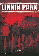 """LINKIN PARK  FLAGGE / FAHNE   """"BANDPICTURE"""" POSTER FLAG"""