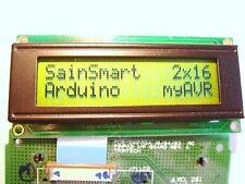 2 x LCD Modul Display SainSmart Arduino myAVR C Control 2x16 Licht #10#