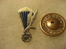 Poland Polish Army Badge Pin Polish Parachuters Ass-n