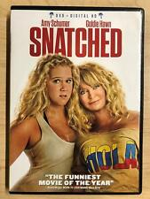 Snatched (DVD only, 2017) - F0127