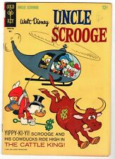 Uncle Scrooge #69, Very Fine Condition*