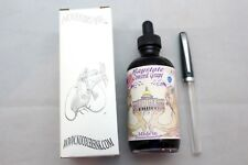 NOODLERS INK 4.5 OZ BOTTLE BAYSTATE CONCORD GRAPE WITH FREE FOUNTAIN PEN
