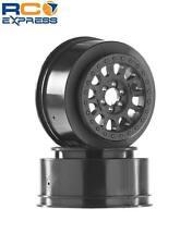 Axial Racing 2.2 3.0 Method 105 Wheels 41mm Black Yeti Score (2) AX31309