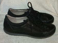 Women's Genuine Leather Shoes by Ecco - Worn Once - Sz 8 1/2 / 39