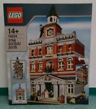 Lego 10224 Town Hall [New & Ovp & Sealed & Misb]