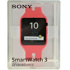 SONY SWR50 Smartwatch 3 NFC Watch Android Bluetooth Original Pink