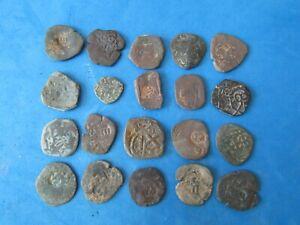 PREMIUM RARE Lot of (20) Spanish Cobb Coins