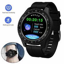 Men Luxury Smart Watch Bluetooth Smart Watch Sports Fitness Tracker Universal