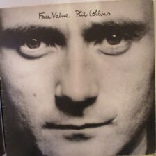 PHIL COLLINS - Face Value ~ VINYL LP