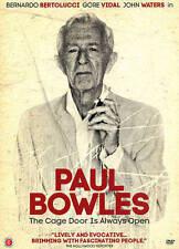 Paul Bowles: The Cage Door Is Always Open (DVD, 2014)