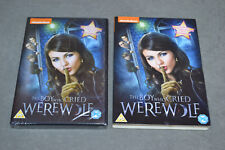 The Boy Who Cried Werewolf Victoria Justice Brooke Shields Nickelodeon DVD 2015