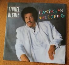 Lionel Richie, dancing on the ceiling / love will find a way, SP - 45 tours