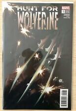 HUNT FOR WOLVERINE #1 ADAM KUBERT VARIANT COVER MARVEL JUNE-JUNIO 2018 NM