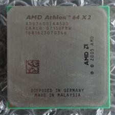 AMD Athlon 64 x 2 ADO3600IAA5DD 3600+ 1.9ghz CONECTOR AM2/940 Dual Core
