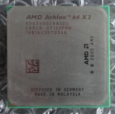 AMD Athlon 64 X2 ADO3600IAA5DD 3600+ 1.9GHz Socket AM2 / 940 Dual Core Processor