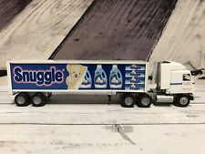 Vintage 1993 Winross Snuggle American Highway 1/64 Tractor Trailer Diecast