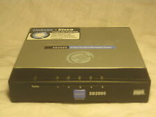 Cisco Linksys 5 Port 10/100/1000 Gigabit Switch SD2005 ver 2.2 base unit only