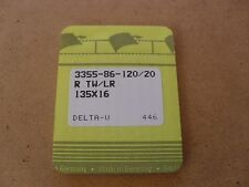 10X LEATHER POINT NEEDLES TO SUIT INDUSTRIAL WALKING FOOT MACHINE 135X16 SIZE 20