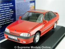 CORGI VA14002B OPEL OMEGA MODEL CAR KARMINROT RED 1:43 SCALE VANGUARDS K8