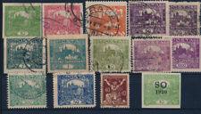 Czechoslovakia. Forgeries