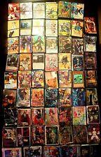 Lot de 6000 cartes Mangas Animé JAP multi licence Vanguard / Buddy Fight / Magic