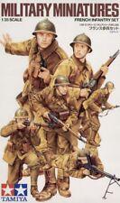 Tamiya 1/35 scale WWII French Infantry Set