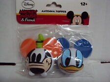 "DISNEY ""GOOFY AND DONALD DUCK"" ANTENNA TOPPER - NEW"
