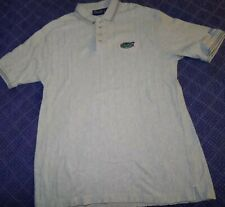 Florida Gators NCC Apparel 100% Cotton Golf - Polo Shirt Size Large