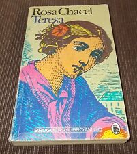 Teresa by Rosa Chacel 1980 Paperback Spanish Language Mancha Espanol