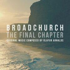 OLAFUR OST/ARNALDS - BROADCHURCH THE FINAL CHAPTER   CD NEU ARNALDS,OLAFUR