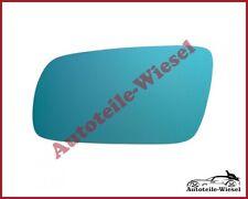 Spiegelglas Links Plan Blau für AUDI A6 C4 4A A4 B5 8D A3 8L