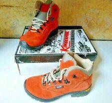 Chaussures montantes de randonnée, Kimberfeel 'Rock' brique semelles vibram T 35