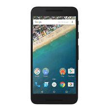 LG Google Nexus 5X H791 16GB Unlocked GSM LTE Hexa-Core 12.3MP Phone - Carbon