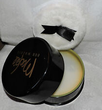 BOB MACKIE ELIZABETH ARDEN * LUXURIOUS DUSTING POWDER * WITH PUFF 3.5 oz SEALED