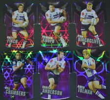 Melbourne Storm Team Set Modern (1970-Now) NRL & Rugby League Trading Cards