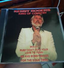 Kenny Rogers - King of Country - MUSIC CD- FREE POST *