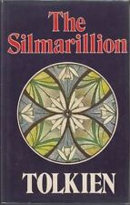 The Silmarillion by J. R. R. Tolkien (Hardback, 1977) 1st edition includes Map