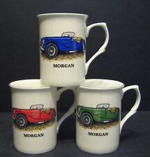 MORGAN CAR Fine Bone China Mug Cup Beaker