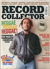 RECORD COLLECTOR No. 312   Reggae Reggae   Salsoul   Styx  War Of The Worlds