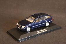 Minichamps (DV) Mercedes-Benz C-Klasse T-Modell 1:43 Tansanitblau (JS)