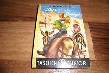 TASCHEN JUNIOR  # 17 -- der SPANISCHE PAPAGEI  // C. Bernard Rutley ca 1960er