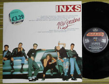 "INXS, NEW SENSATION, 12"" EP 1987 UK 1ST PRESS A1/B1 VG/EX-"