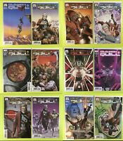 Old Man Quill 1-12 Complete Comic Lot Run Set Collection Marvel NM 9.4