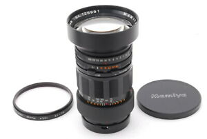【N MINT+++】Mamiya Sekor 250mm f/5 Telephoto Lens for universal press From JAPAN