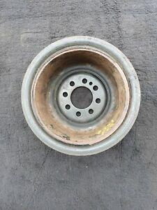 BMW 7 Series E65 E66 Crankshaft Vibration Damper Pulley 1439683