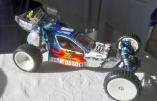 Penguin Team Associated Reproduction Rc10 B2 Bodyshell New Clear Iconic Vintage
