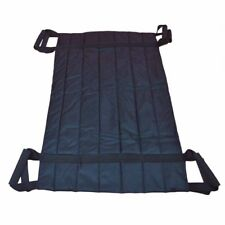 Transfer Belt Board Slide Bed Reinforced Handles Sling Patient Sheet for Lifting